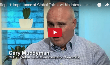 Report: Importance of Global Talent within International Business