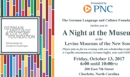 A Night at the Museum – The GLCF at the Levine Museum of the New South